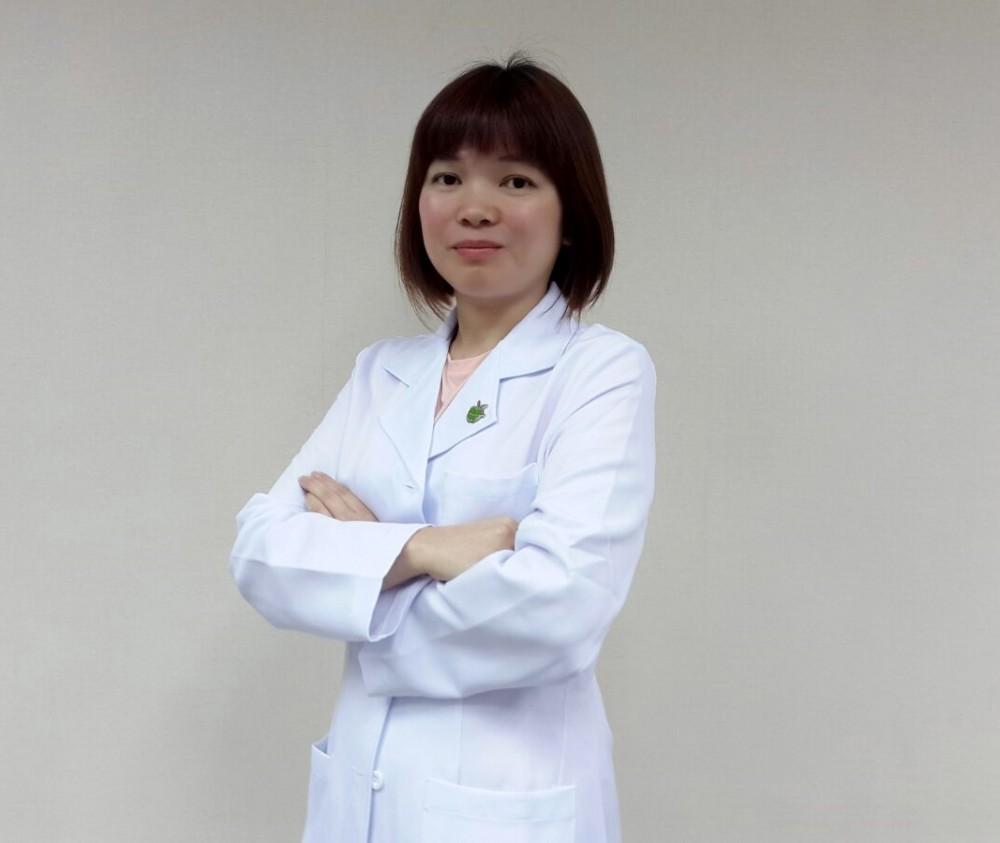 註冊營養師李偉萍