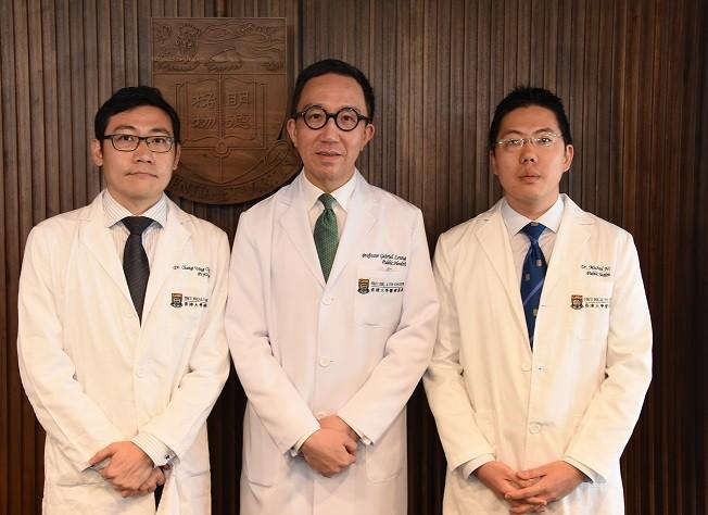 The Li Ka Shing Faculty of Medicine of the University of Hong Kong