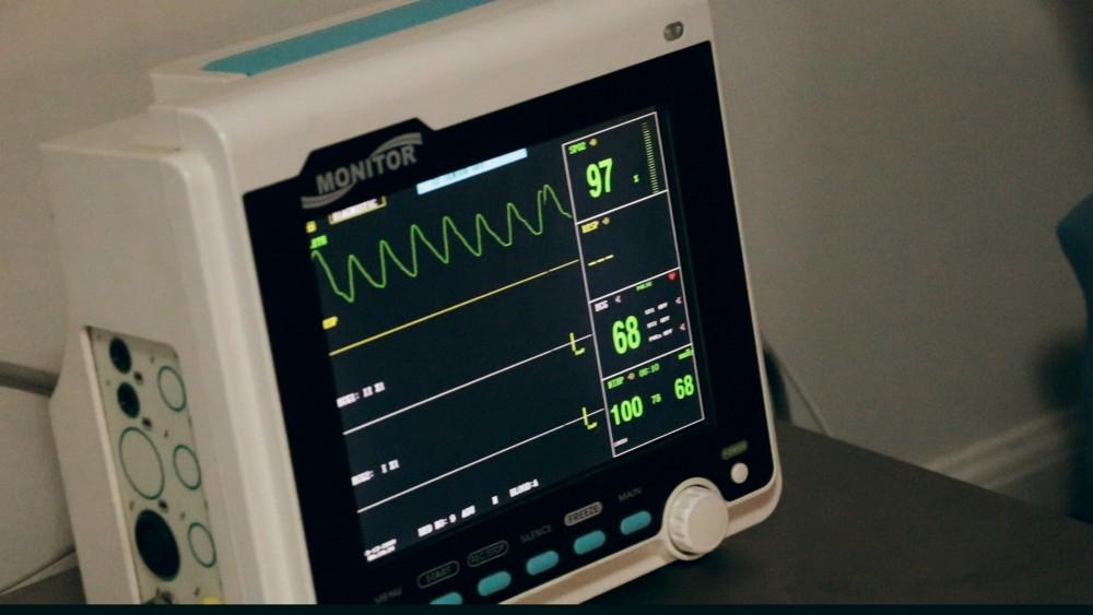 心電圖掃描對身體無害。