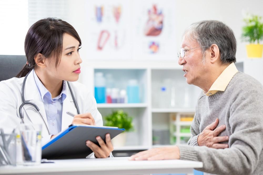 現代人關心健康,不少人更會按時進行身體檢查。