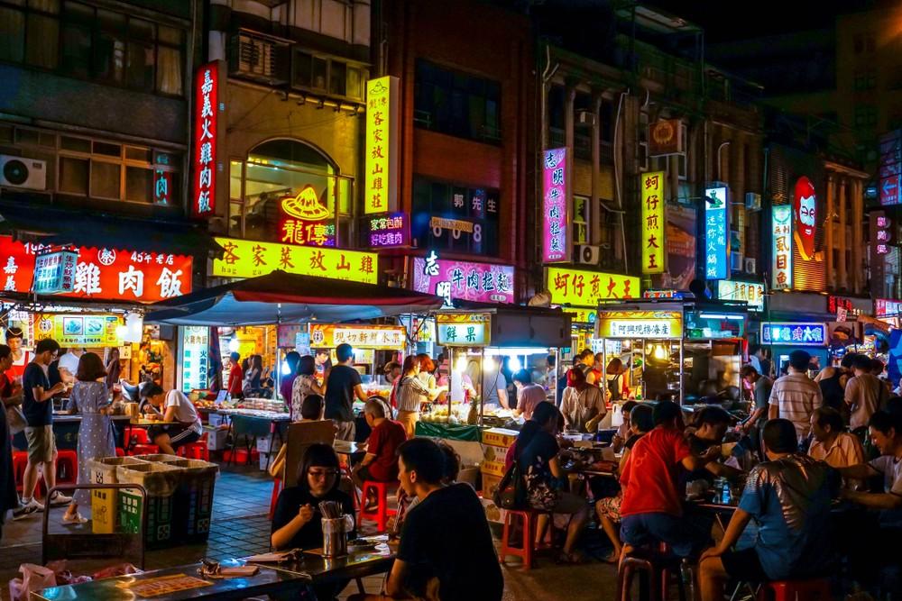 到台灣旅遊定必到訪夜市。