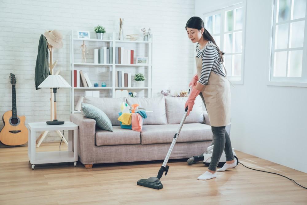做家務可增加活動量、消耗卡路里。