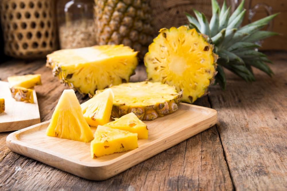 菠蘿低卡,但含有充足營養。