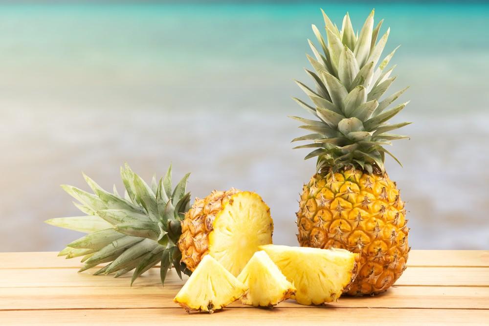 菠蘿對身體十分有益,包括有助消化,及增強恢復能力等