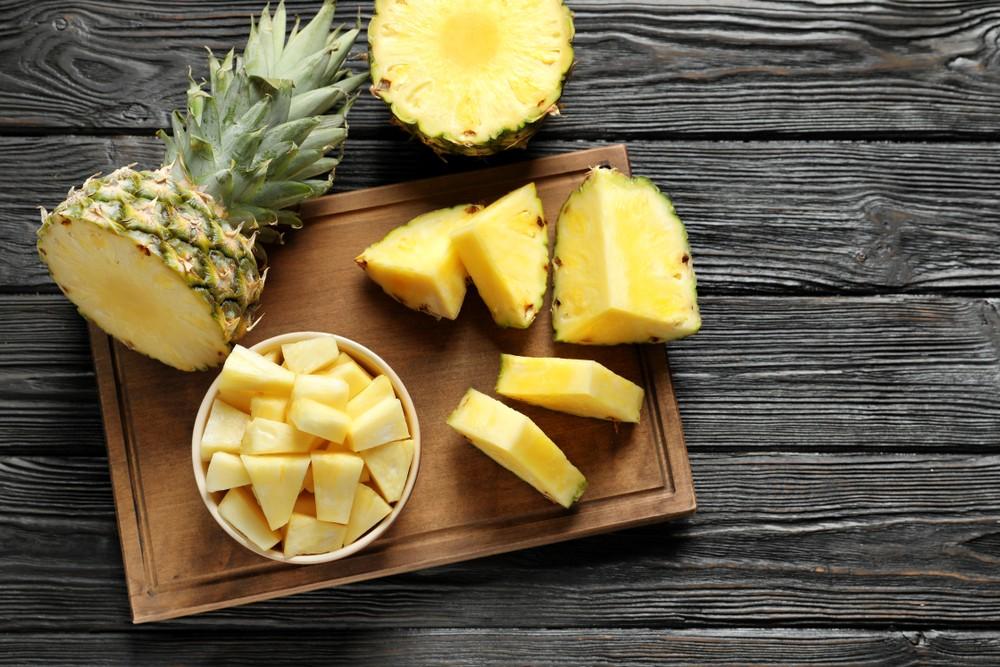 菠蘿或可促進免疫力,以及抑制炎症