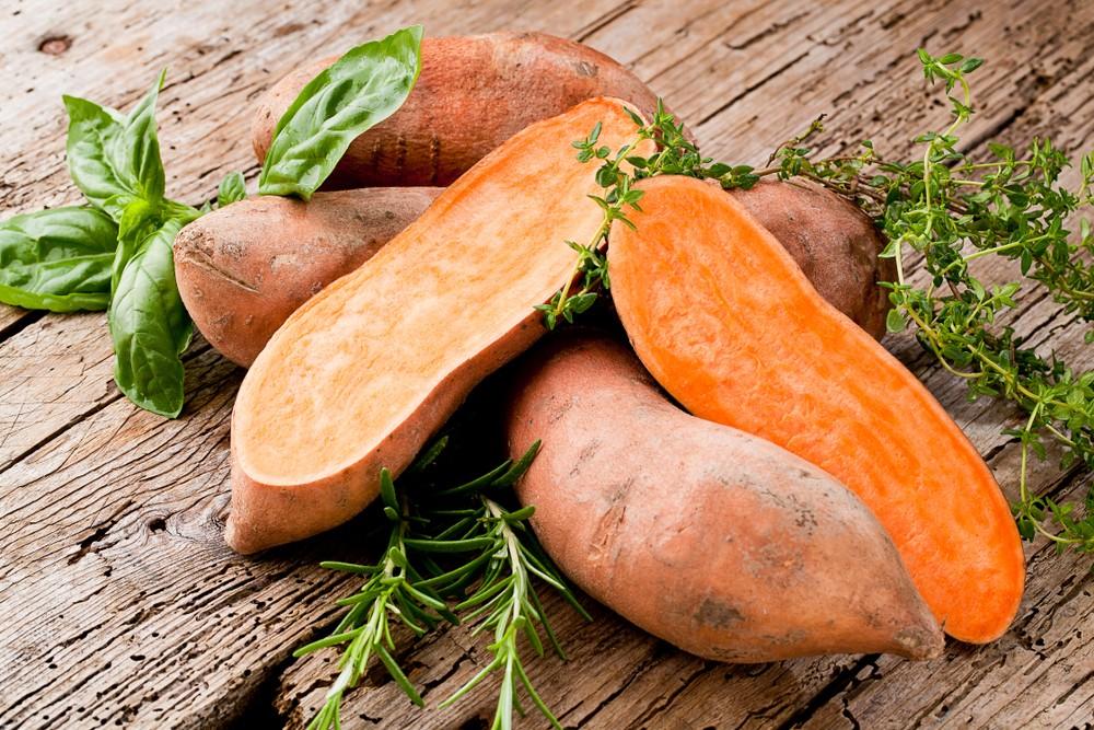 一般的馬鈴薯都含有高的升糖指數,不過番薯的升糖指數較低,並含有十分多營養。