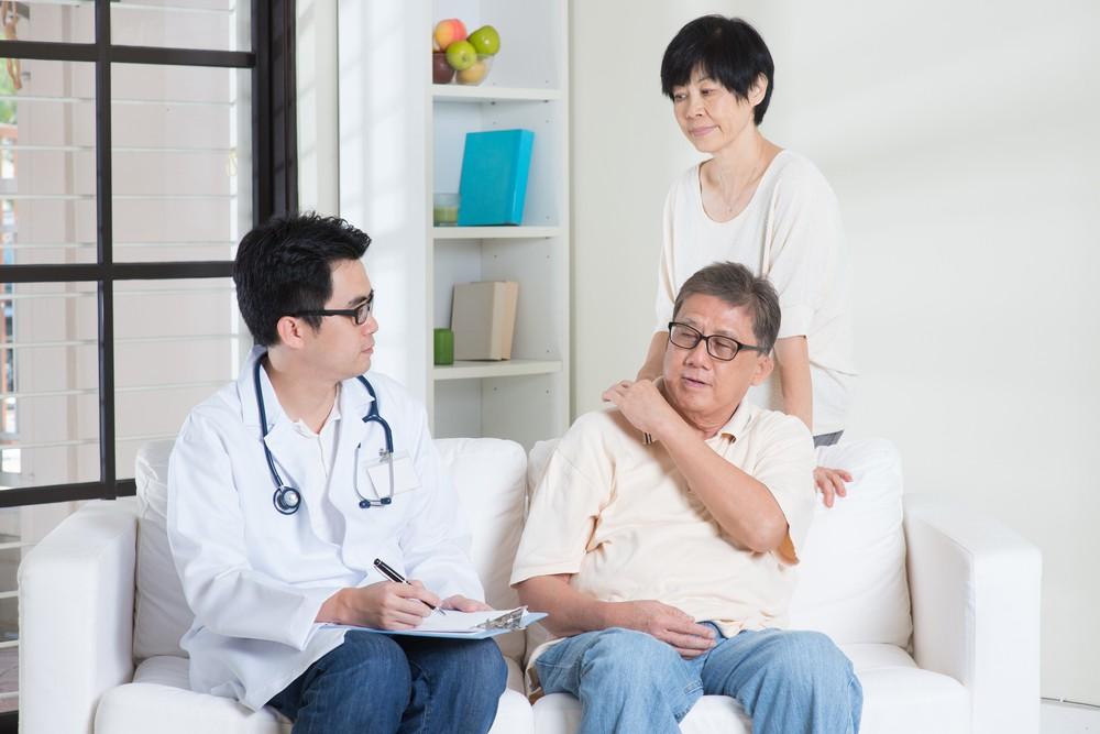 據統計,現時香港65歲以上長者中約有11%的男性及7%的女性患有肌少症。