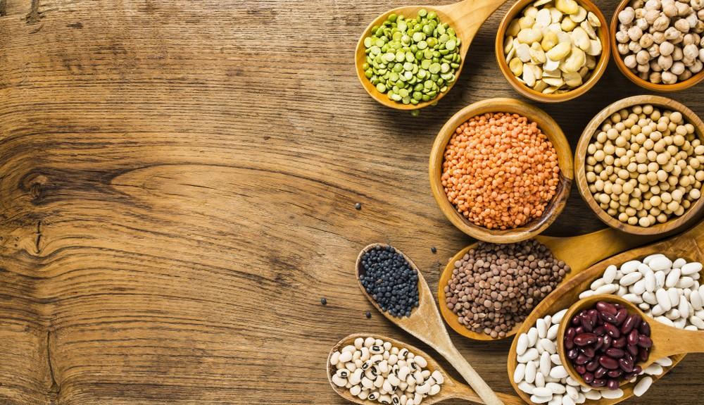 豆類,例如豌豆、鷹嘴豆和扁豆等,升糖指數都十分低。