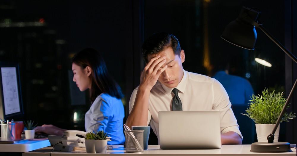 日本大阪府決定,傍晚6時30分強制關閉員工電腦。