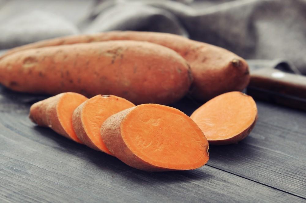 番薯含有胡蘿蔔素,具強效的抗氧化功效。