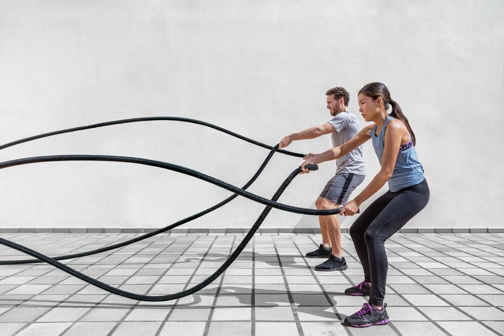 核心肌群是位於靠近脊椎的最深層肌肉,可提供全身結構性的支撐。