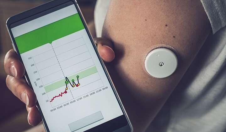 新的裝置可有助糖尿病患者管理血糖,而不再受篤手指的干擾。