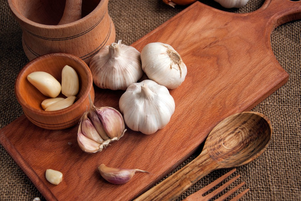 德國人每年消耗8000噸以上的大蒜。