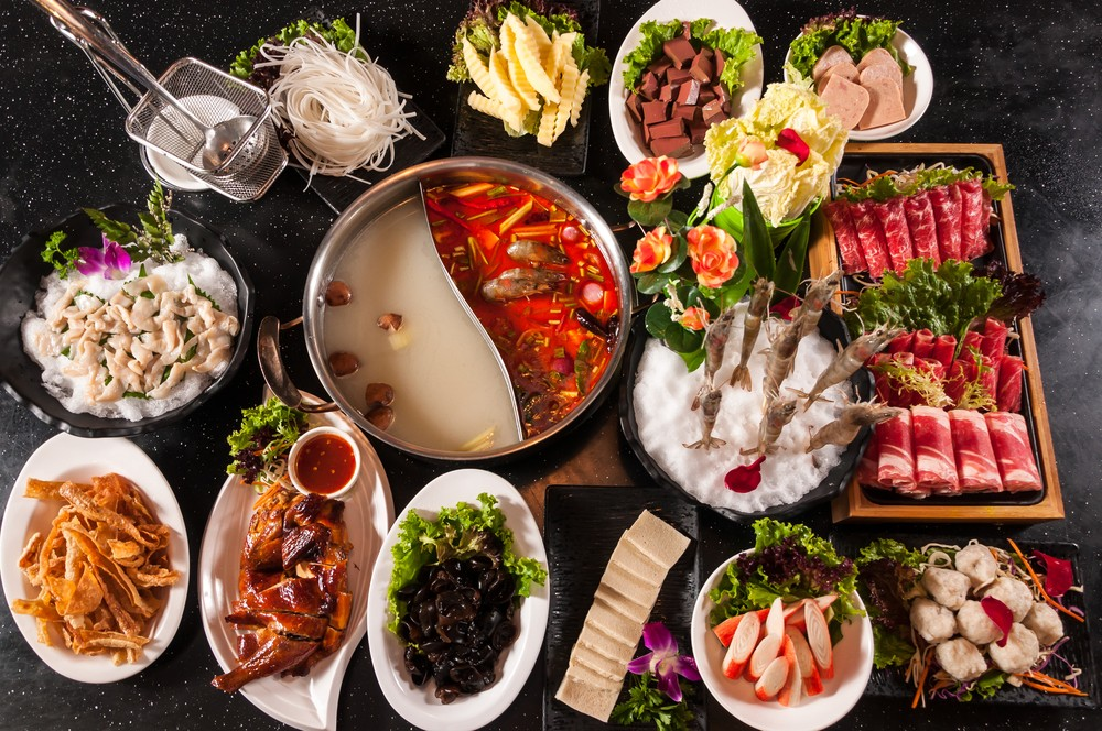 麻辣火鍋的湯底可算是高卡、高脂、高鈉質。