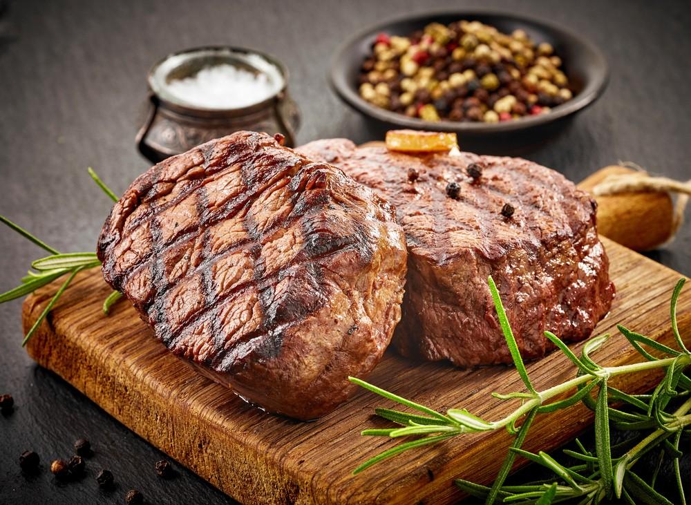 牛肉富含鐵質