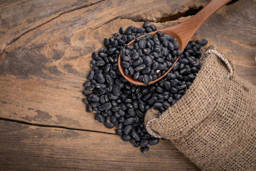 黑豆營養豐富