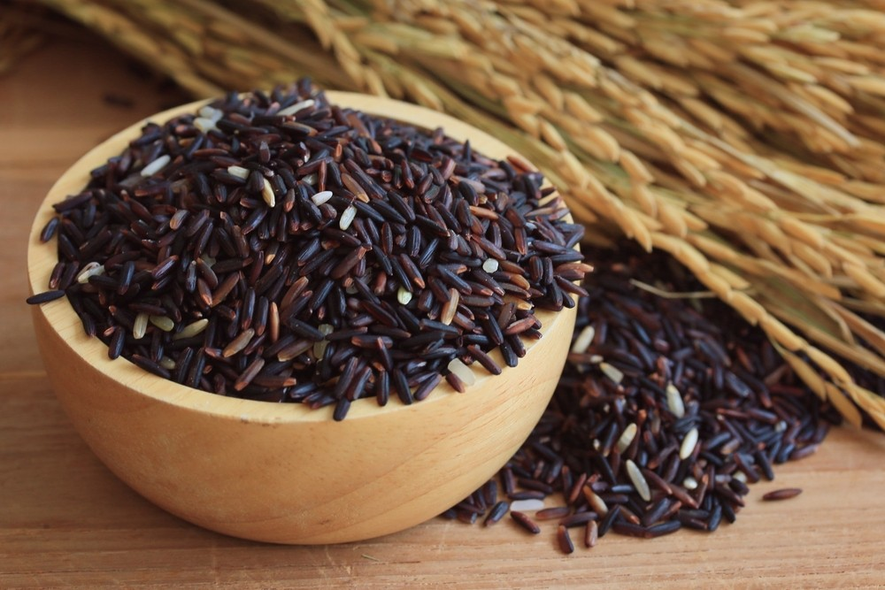 紫米具補血功效