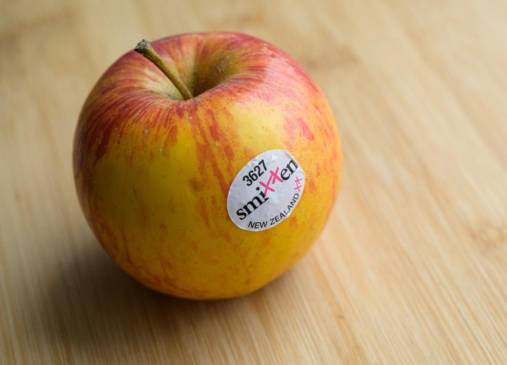 水果上的貼紙數字代碼,稱為「PLU 號碼」。