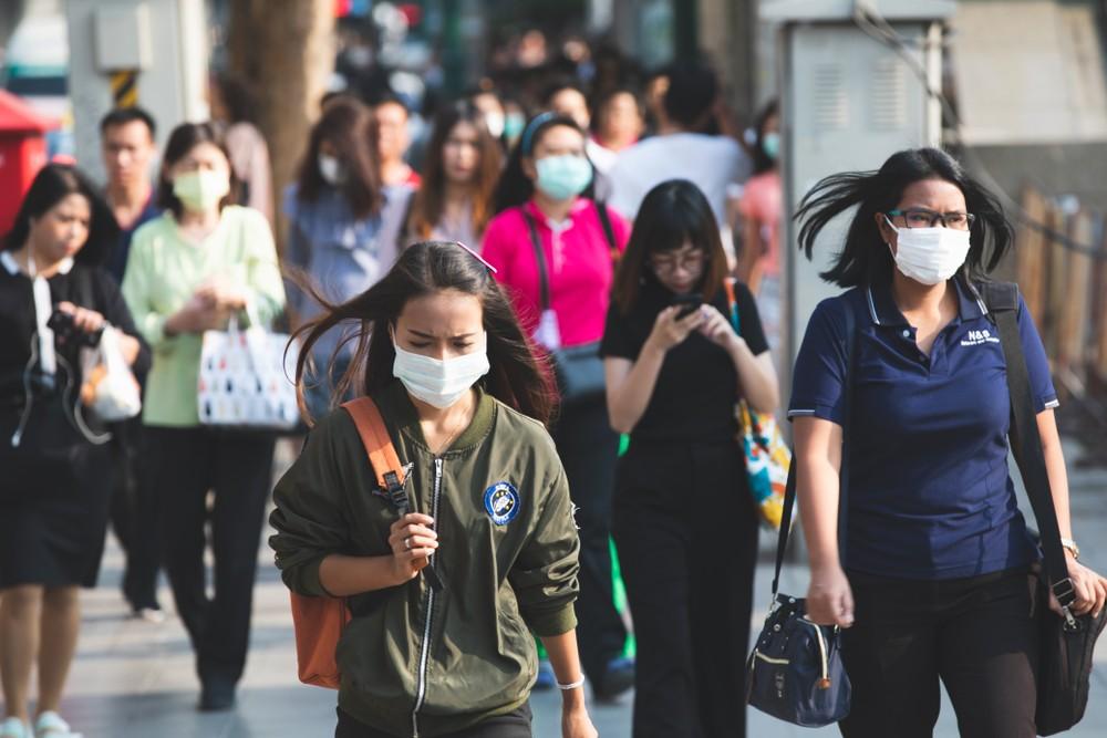 武漢肺炎全球確診個案超越2003年沙士。
