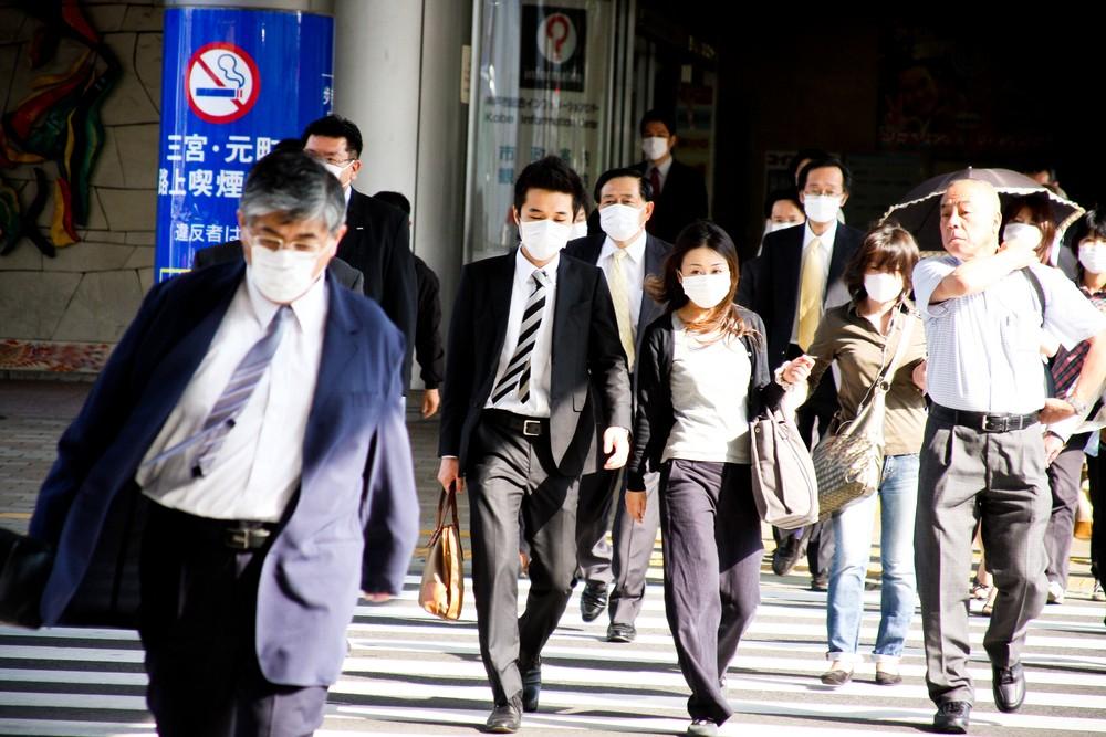 武漢肺炎疫情全球蔓延。