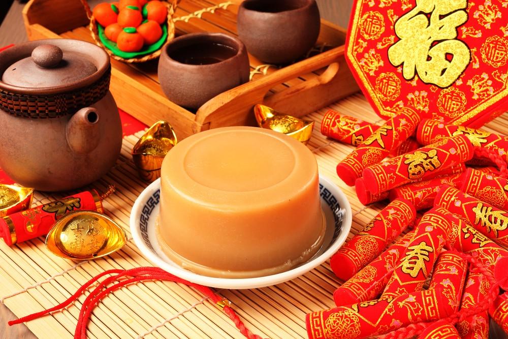 新春佳節,年糕是必不可少的賀年食品。