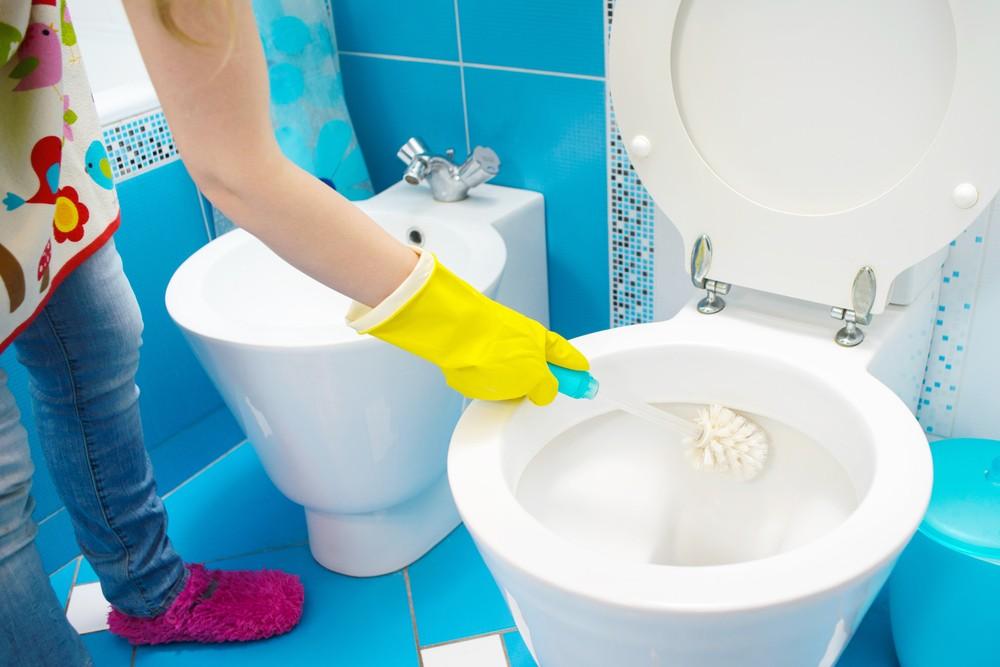 馬桶是每天都會用到的必須品,容易沾染尿漬、糞便等污物。