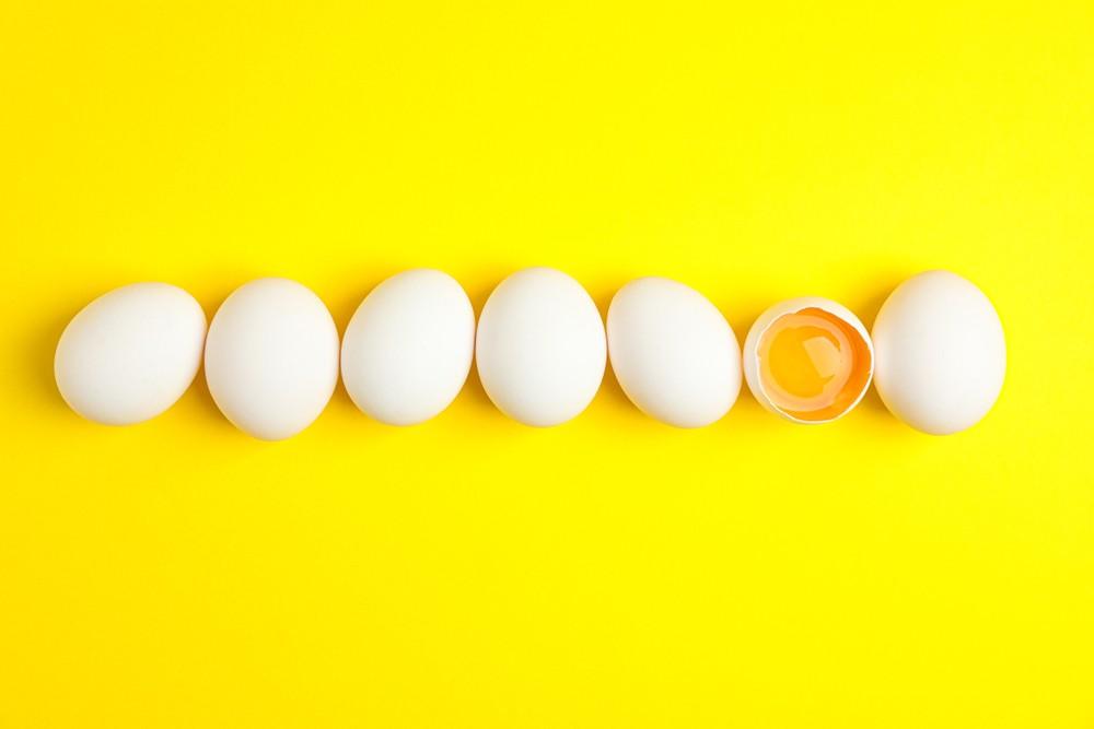 一顆雞蛋就含有各種不同的微量營養。