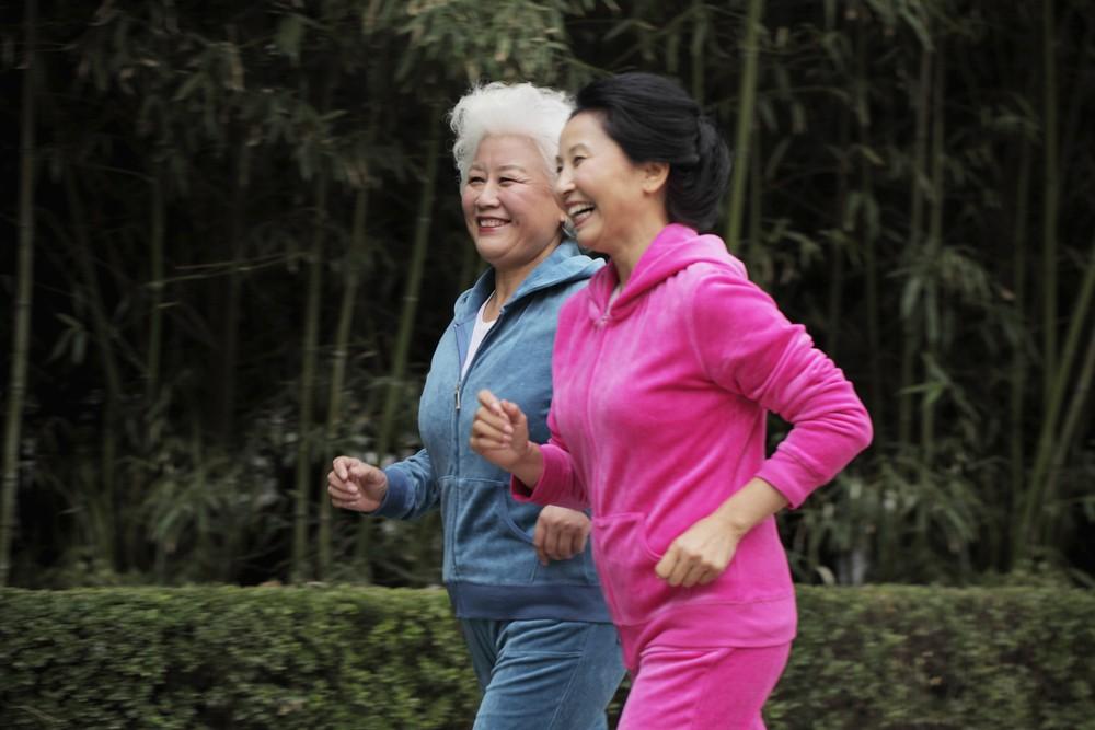 鈣可降低停經後骨質流失。