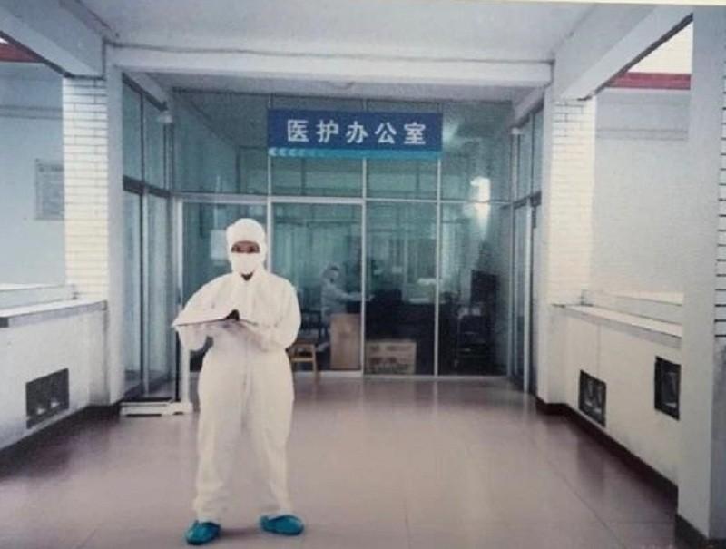 孫穎曾經在武漢求學10年,後來還攻讀了博士。