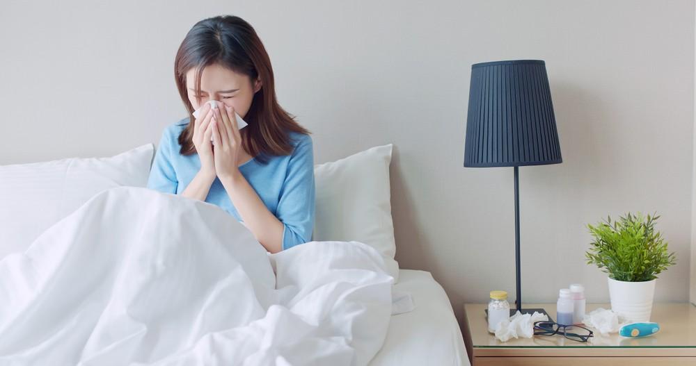 氣溫轉變特別容易誘發鼻敏感。