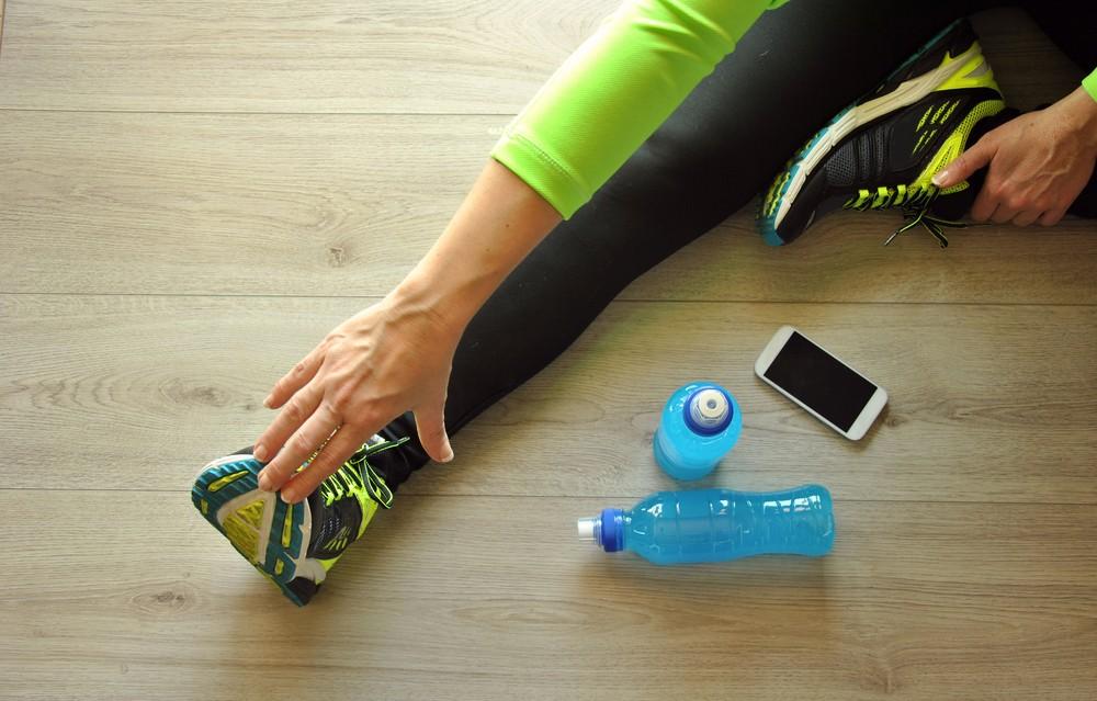 伸展運動為體適能元素之一,是影響身體健康的重要因素。
