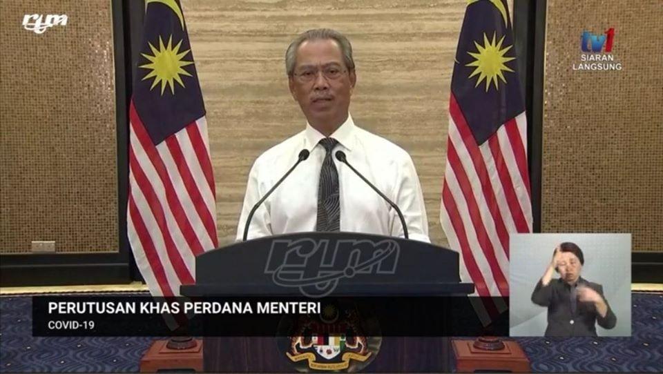 馬來西亞總理慕尤丁(Muhyiddin Yassin)於本月16日晚上10點宣布為期14天的「限制活動令」,於本月18日開始生效。