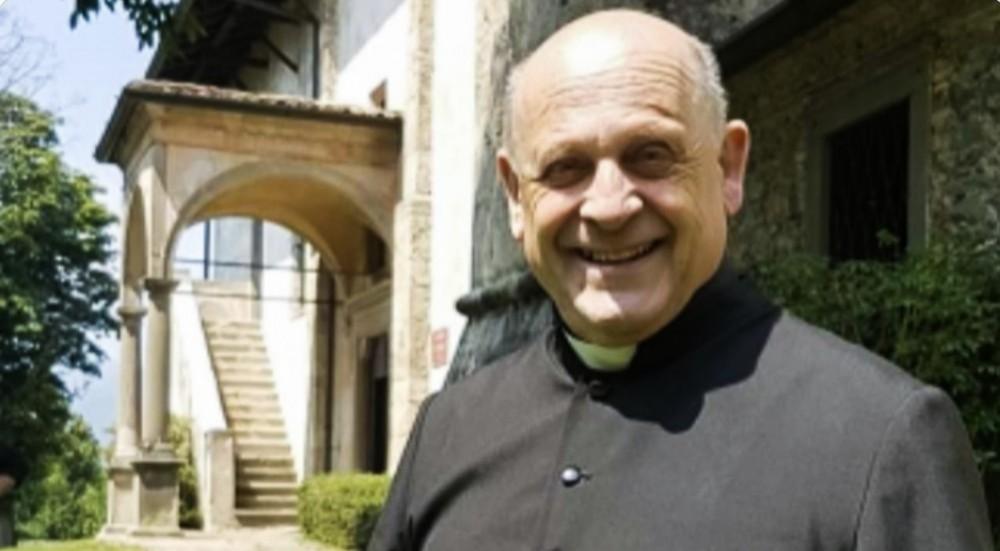 意大利72歲染病神父貝拉德利,早前將其呼吸機轉贈給一名比他年輕的患者,數日後不治離逝。