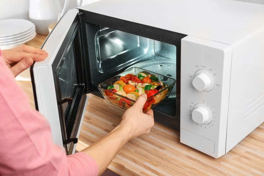 在某些情況下微波爐烹調的食物甚至還能夠保留更多營養。