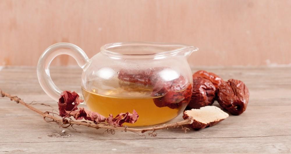 紅棗薏米茶