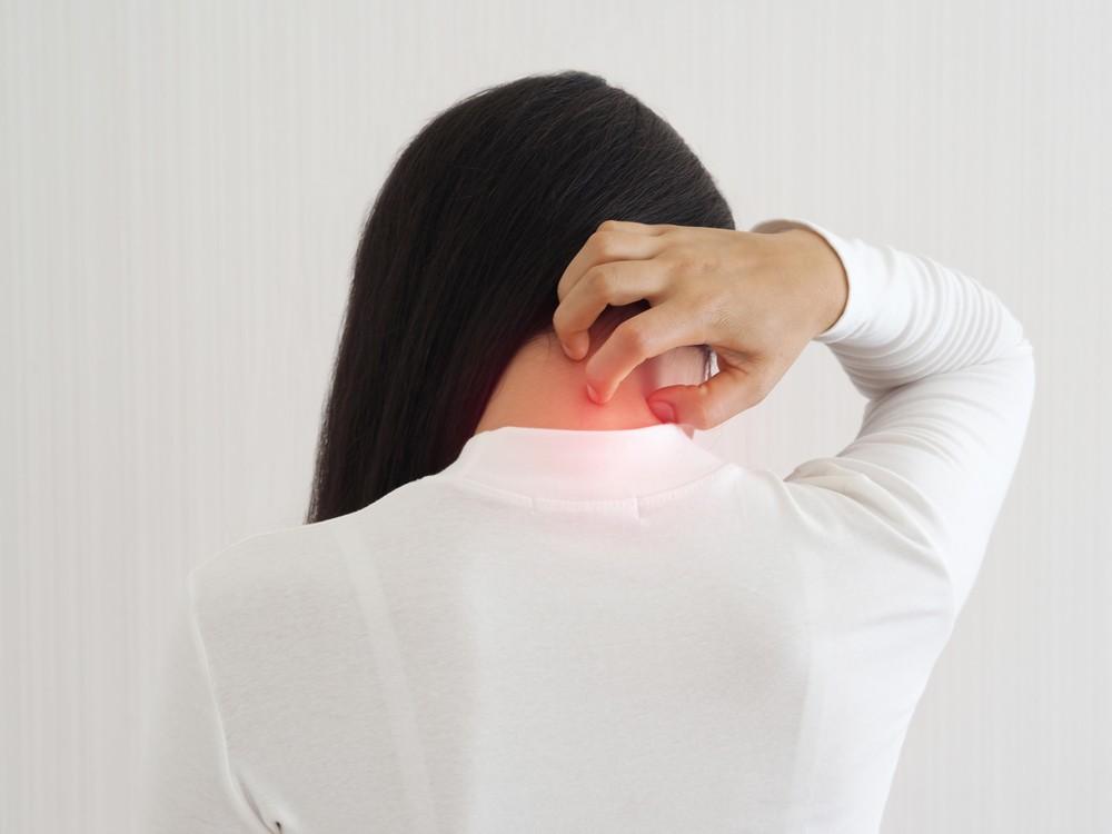 臨床上有五六成的頸痛是由於肌肉緊張或肌肉受損所引起的。
