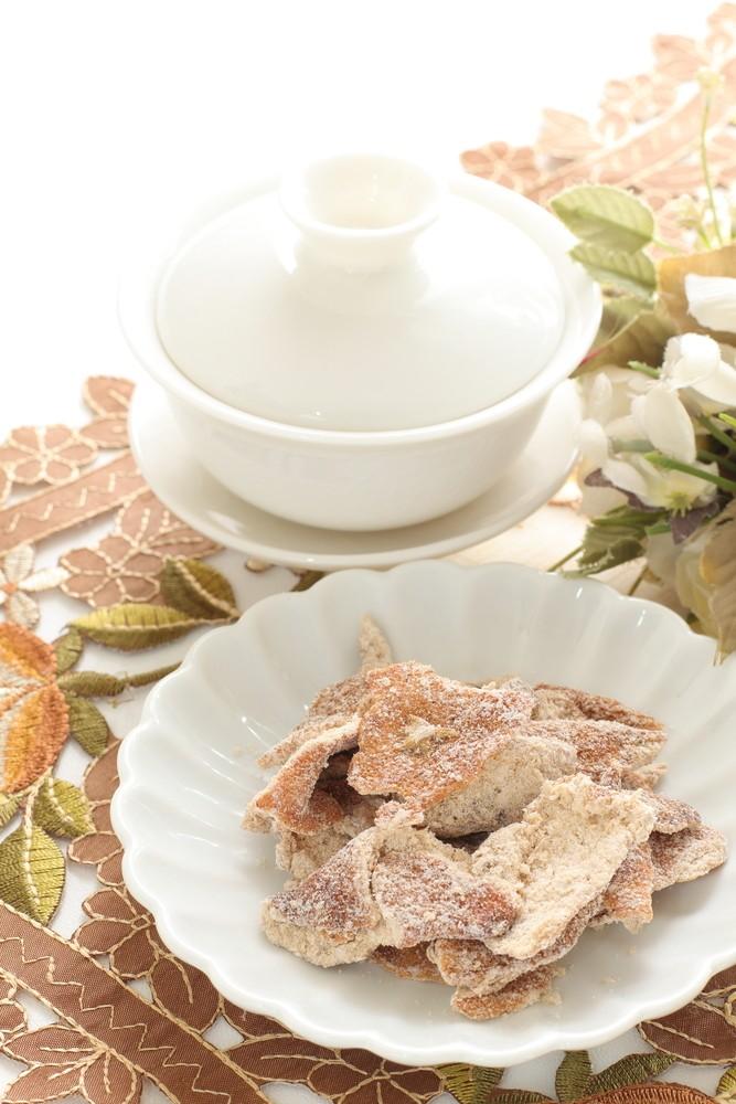 陳皮茯苓茶