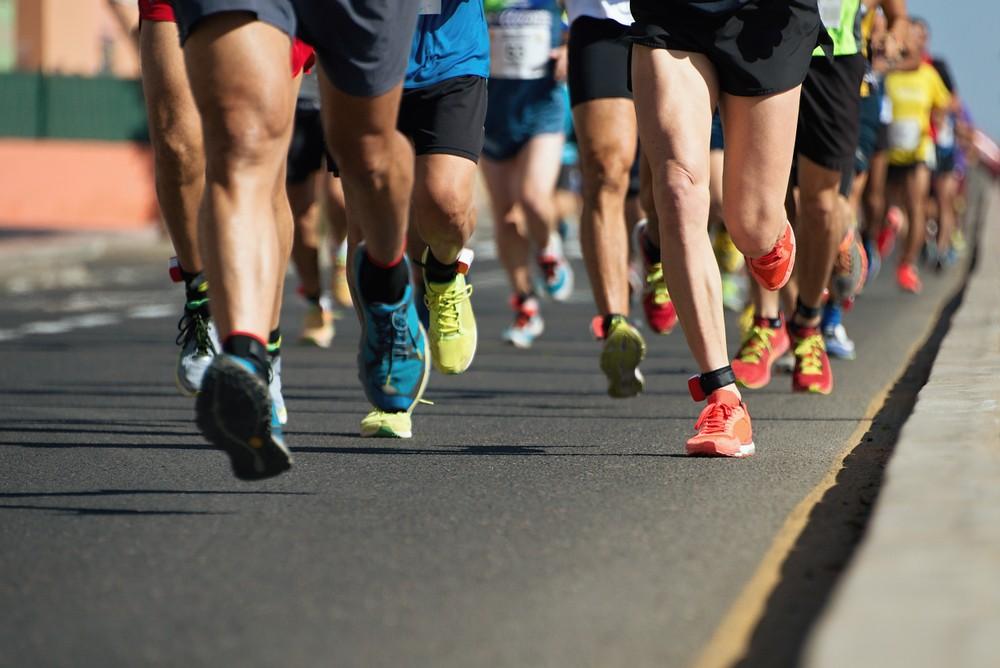 跑步是一種上手容易,無須高難度技巧的運動,一般民眾都可以參與。