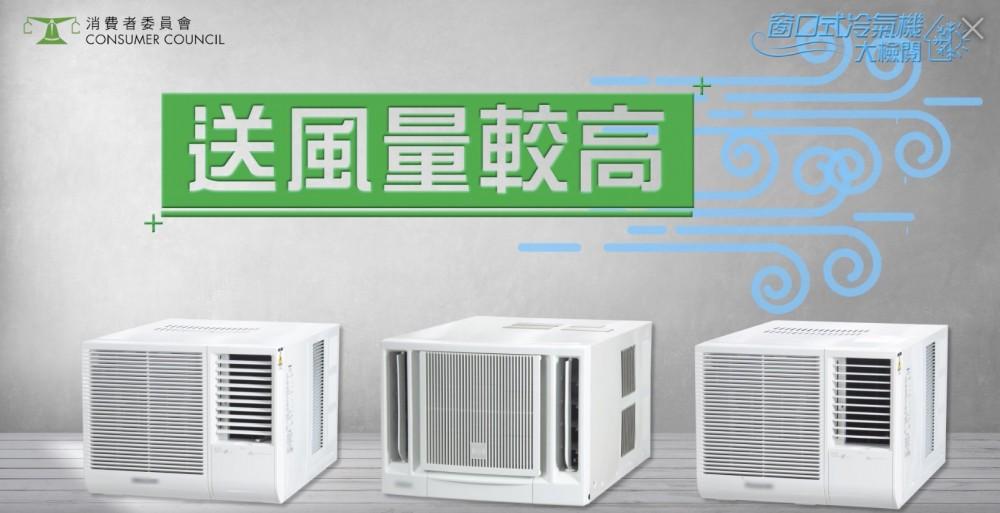 送風量愈大表示冷氣機吹出的風愈大,空氣於室內流通得更好,愈快達至均勻理想的室溫,用戶會覺得較涼快。