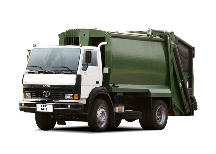 Lpt 1613 Refuse Compactor Tata Motors Limited