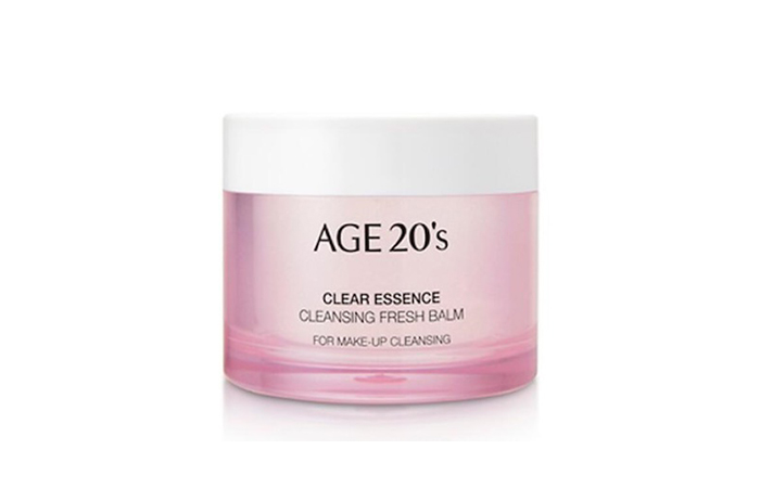 Age 20's Clear Essence Cleansing Fresh Balm