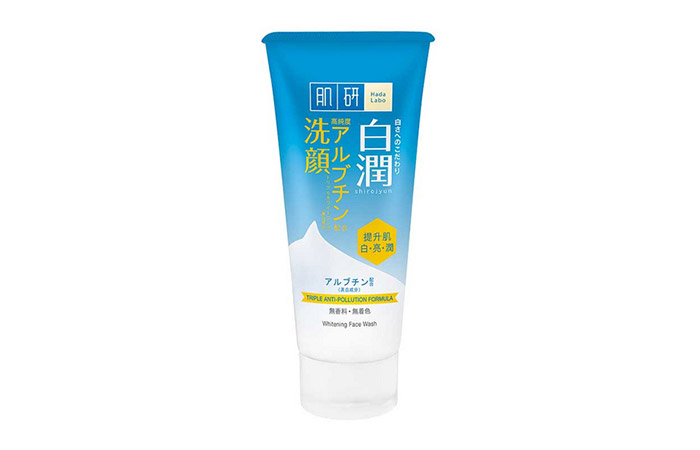 Hada Labo Whitening Face Wash