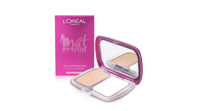 L'oreal Matte Magique All-in-one SPF34 PA+++