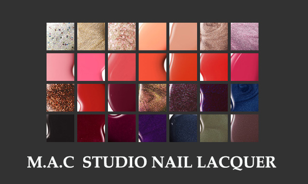 MAC STUDIO NAIL LACQUER SHADE