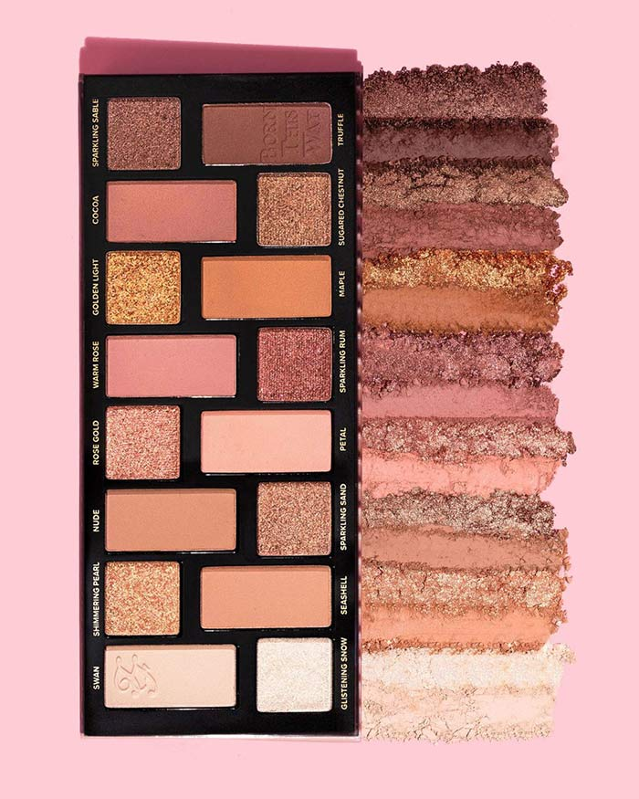 Too Faced Born This Way The Natural Nudes Complexion Inspired Eyeshadow Palette
