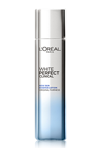 l'oreal white perfect clinical new skin lotion