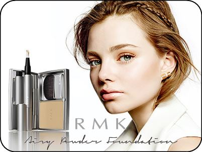 rmk airy powder foundation