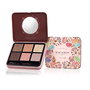 1028 Visual Therapy Macaron Eyeshadow Kit