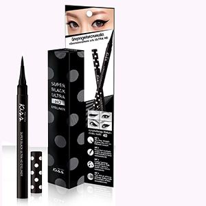 Malissa K.I.S.S. Super Black Ultra HD Eyeliner