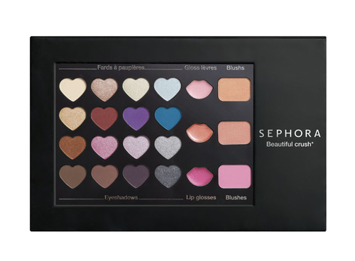 Beautiful Crush Palette